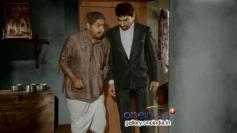 K. S. Ashwath and Dr. Rajkumar in Kannada Movie Kasturi Nivasa