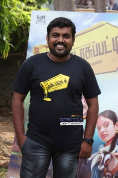 Kaali Venkat at Mundasupatti press meet