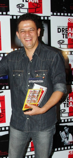 Kabir Sadanand at the premiere of films by Starkids