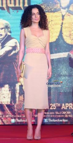 Kangna Ranaut at press conference of film Revolver Rani