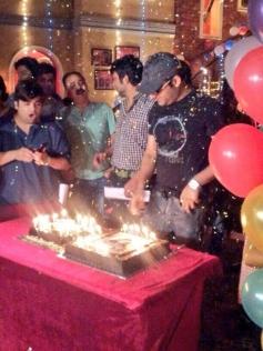 Kapil Sharma 33rd birthday bash