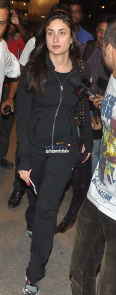 Kareena Kapoor leaves for IIFA 2014