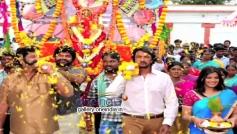 Kichcha Sudeepa, Varalaxmi Sarathkumar in Kannada Movie Maanikya