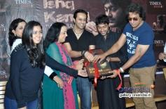 Launch of Ali Abbas album Ishq Kamal