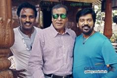 Lucky Shankar, Suresh Heblikar, Nagashekar in Kannada Movie Cigarette