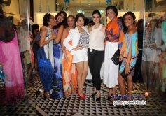 Malaika Arora launches Turquoise & Gold store