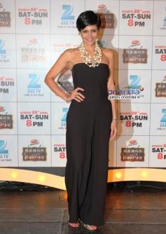 Mandira Bedi at Gangs of Hasseepur Zee TV Comedy Show Launch