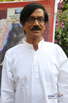 Manobala at Thenaliraman film audio launch