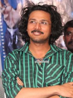 Rajesh Krishnan at Melody Movie Press Meet