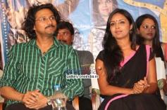 Rajesh Krishnan, Karthika Menon at Melody Movie Press Meet
