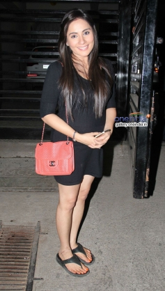 Minissha Lamba at house warming party and birthday bash of Saqib Saleem