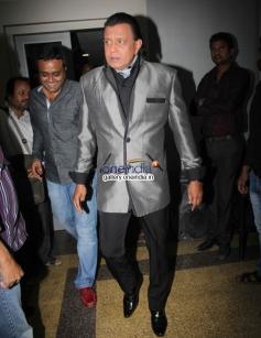 Mithun Chakraborty arrives on the sets of Zee TV's DID Little Master Season 3
