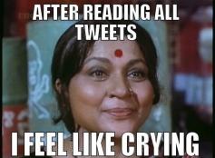 Most dramatic Nirupa Roy's dialogues