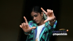 Nandita still from Mundaasupatti