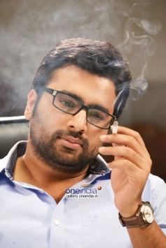 Nara Rohit still from Pratinidhi Movie