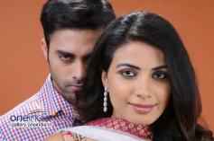Navdeep and Kavya Shetty stills from Natudu
