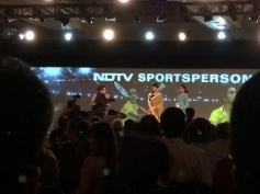 NDTV Indian of the Year Awards ceremony