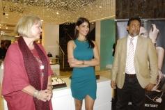 Nicole Faria launches Geneva Watch Collection