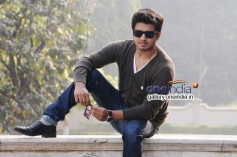 Nikhil still from Karthikeya Movie