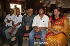 Nurse Jayalakshmi at 24 Karat Movie Audio Release