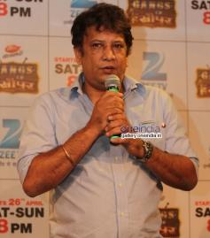 Pankaj Saraswat at Gangs of Hasseepur Zee TV Comedy Show Launch