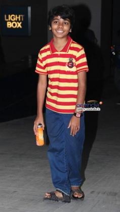 Parth Bhalerao at Bhoothnath Returns film screening