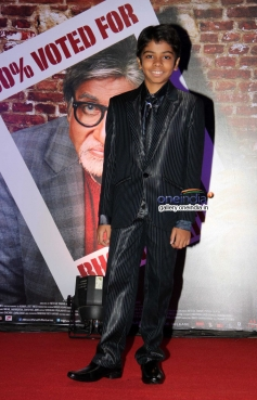 Parth Bhalerao at Bhoothnath Returns success party