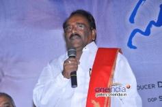 Paruchuri Gopala Krishna at Saheba Subramanyam Teaser Launch