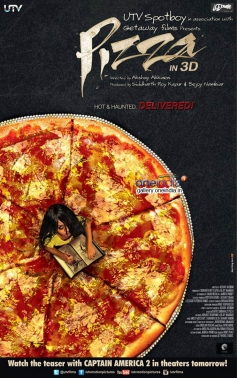 Pizza 2014 poster