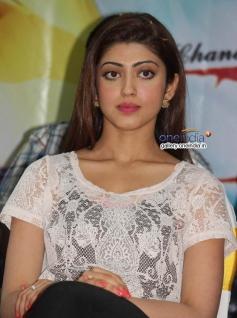 Pranitha at Brahma Movie 50 Days Success Meet
