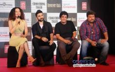 Press conference of film Revolver Rani