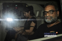 R Balki at Bhoothnath Returns film screening