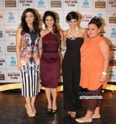 Ragini Khanna, Tanisha Mukherjee, Mandira Bedi and Bharti Singh