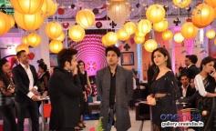 Rajeev Khandelwal on the sets of Pyaar Ka Dard Hai