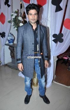 Rajeev Khandelwal promote Samrat& Co film