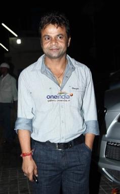 Rajpal Yadav at Main Tera Hero Special Screening