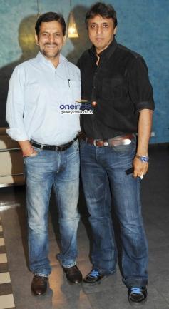 Rakesh Malhotra CEO Nadiad Wala Grandson at 2 States Special Screening at Yash Raj Studios