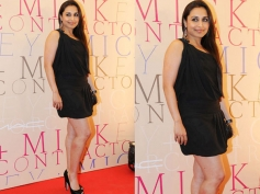 Rani Mukherjee Sports in Shorts Dress