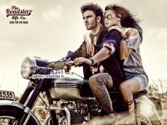 Ranveer Singh as the Brand Ambassador for Roadster