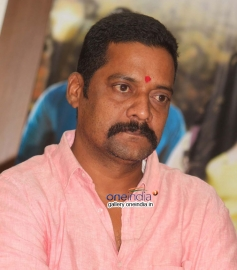 Ravi Shankar at Rudra Tandava Movie Press Meet