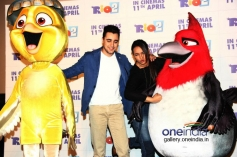 Rio 2 film trailer launch