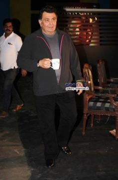 Rishi Kapoor at Kaanchi film media interaction