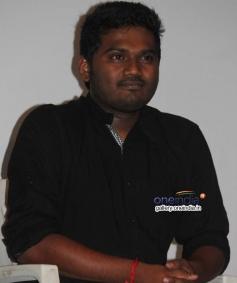 Rj Pradeepa at Huchudugaru Movie Success Meet