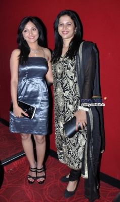 Roopali Krishnarao and Purva Parag at Koyelaanchal film trailer launch