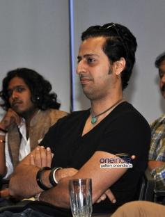 Salim Merchant at launch of Ali Abbas album Ishq Kamal