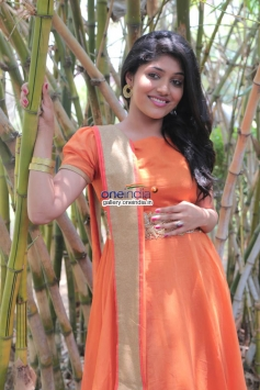 Samyuktha at Un Samayal Arayil Audio launch