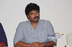Srujan Lokesh at Sapno Ki Rani Movie Press Meet