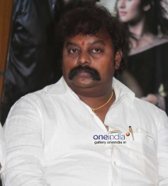 Saravana at Rudra Tandava Movie Press Meet