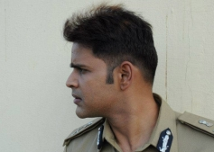 Shaam new look for film Purampokku