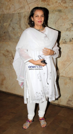 Shabana Azmi at Youngistaan Special Screening